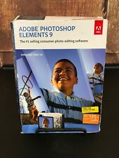 Adobe Photoshop Elements 9 (Retail) (1 User/s) - Full Version for Mac,...