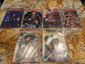 Predator and Alien Comics (6)