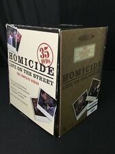 Homicide: Life on the Street - The Complete Series (DVD) --1795-147-017