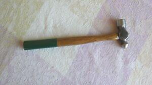 P&C 1178 (Plomb) Small 6 oz. Ball Peen Machinist Auto Body Hammer Tool  USA