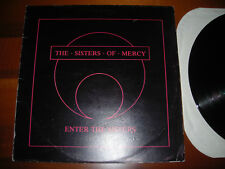 Sisters Of Mercy  Enter The Sisters Lp Vinyl Metal Speed (Goth Rock,Dark,Gothic)