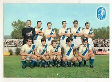 CALCIO NAPOLI   1965-66  CARTOLINA  ICEA   NON  VIAGGIATA  10,5 X 14,5