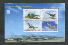 Guyana ** Klbg. chinesische Flugzeuge (2009)