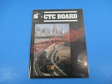 CTC Board Magazine (Railroads Illus.) March 1988 Cincinnati Ohio M4026