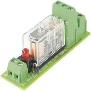 TRU COMPONENTS Relaisplatine bestückt 1 St. REL-PCB2 1 2 Wechsler 12 V/DC