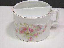 Antique German? Mustache Cup Floral