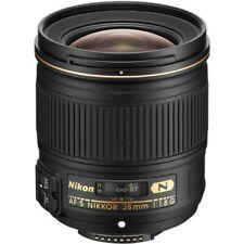 NIKON AF-S Nikkor 28mm f1.8 G Lens 4960759026750