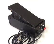 SIMADRE TIG/MMA WELDING AMP CONTROL FOOT PEDAL 5200D/DX 520D 5020D, DC TIG200DP