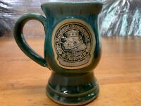Maryland Renaissance Festival Ale Beer Mug Tankard Handled 25th Anniversary