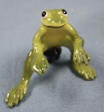 Frosch Porzellanfigur Hagen Renaker tierfigur bär porzellan figur auf hocker