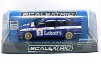 ScaleXtric C3867  Ford Sierra RS500 Tim Harvey No. 3 1/32 Slot Car