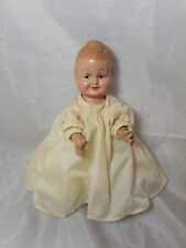 "Vintage Baby Sandy Doll  Composition 7"" Tall  Circa 1930's"