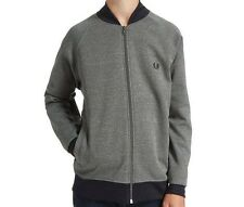 GENUINE FRED PERRY JUNIOR BOYS BOMBER TRACK TOP JACKET AGE 10-12 YEARS MEDIUM