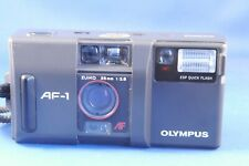 Olympus AF-1 35mm Compact Camera - Zuiko 35mm,  F2.8 Lens . Tested, Working