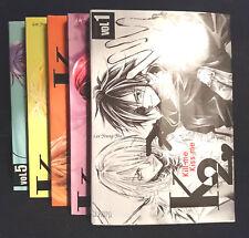 K2 - Kill Me Kiss Me T1 à T5 (Complet)