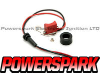 Electronic Ignition Kit for Bosch 4 Cyl 2 piece RH Points Distributor Non Vac