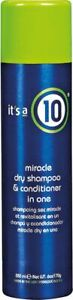 IT'S A 10 MIRACLE DRY SHAMPOO & CONDITIONER IN ONE 280ml UK SELLER