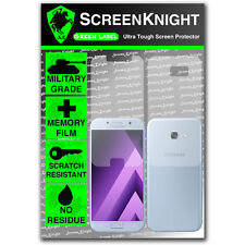 ScreenKnight Samsung Galaxy A5 (2017) FULLBODY SCREEN PROTECTOR -Military shield