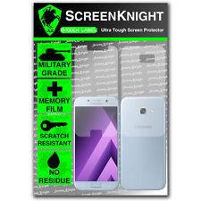 ScreenKnight Samsung Galaxy A5 (2017) FULLBODY SCREEN PROTECTOR -Military shield