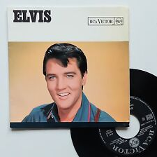 "Vinyle 45T Elvis Presley ""Blue river"" - ULTRA RARE COVER"