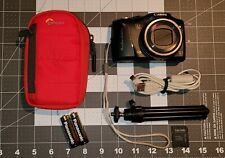 Canon PowerShot SX130 IS 12.1MP Digital Zoom Camera~Excellent~~Bundle~~SD Card~~