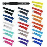 Sports Silicon Bracelet Montres Sangles Bande Pour Samsung Gear Fit 2 SM-R360 ME