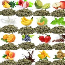 Promotion! 16 kinds flavored green tea,Peach/milk/apple/litchi/mint/grape tea
