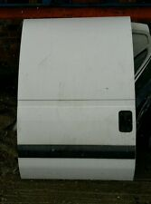 fiat scudo citroen dispatch peugeot expert sliding door driver side white 04-06