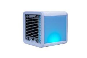 SONIQ 3 in 1 Air Purifier Humidifier Cooler USB Mini Portable Air Cooler- UUF001