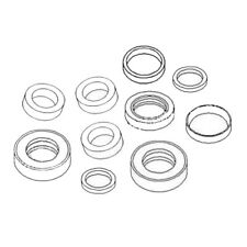 Excavator Stick Cylinder Seal Kit Fits Caterpillar 307 307b 308b Models