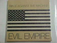 "RAGE AGAINST THE MACHINE - EVIL EMPIRE - BOMBTRACK/F##K THA POLICE -  7"" 45 RATM"