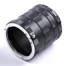 Macro extender Tube Ring For Canon EOS EF Camera lens 1200D 650D 550D 70D 5D 7D