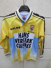 VINTAGE Maillot EXCELSIOR MOUSCRON Kelme vareuse shirt XS
