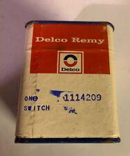 Vintage Delco Remy Solenoid 1114209 NOS