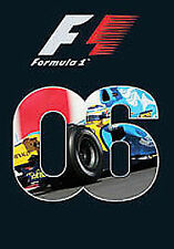 Formula 1 2006 Once Again DVD Fernando Alonso Michael UK Release New Sealed R2