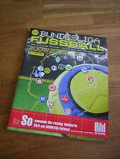 Panini Album Fußball Bundesliga 2007/ 2008 – ALBUM mit 24 Bildern