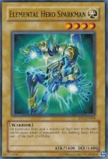 Konami Elemental Hero Common Individual Yu-Gi-Oh! Cards