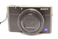 Sony Cybershot RX100 IV Digitalkamera, digital camera, cámara, appareil photo