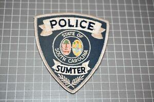 Sumter South Carolina Police Department Patch (US-Pol)