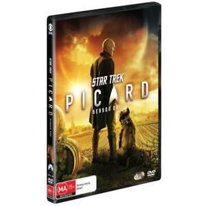 STAR TREK - PICARD : Season 1 : NEW DVD