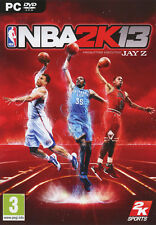 NBA 2K13 (Basket 2013) PC IT IMPORT TAKE TWO INTERACTIVE