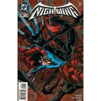 Nightwing (1996 series) #8 in Very Fine condition. DC comics [*8h]