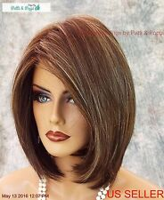 """""""HAILEY"""" RENE OF PARIS NORIKO WIG  *CHOCOLATE FROST  R *NEW IN BOX WITH TAGS 564"""