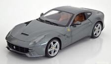 1:18 Hot Wheels Ferrari F12 Berlinetta 2012 greymetallic