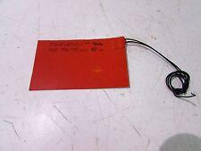 ELECTRO FLEX EFH SH-3X5-5-115A INDUSTRIAL HEATING PAD 210C 75W 115V **XLNT**