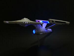 *LIGHTING KIT ONLY* for Polar Lights 1/1000 Star Trek Enterprise NCC 1701 Refit