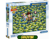 Toy Story 4 - 1000 piece Impossible Puzzle