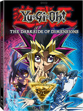 Yu-Gi-Oh: Dark Side Of Dimensions DVD