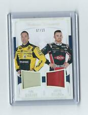 2016 NATIONAL TREASURES DUAL MATERIALS SP PAUL MENARD/AUSTIN DILLON /15 #DM-MD