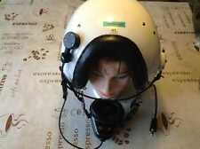 Lärmschutzhelm, Helm mit Mikro und Kopfhörer Gr. 56-59 und 61